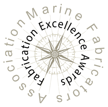 Marine Fabricators Association Excellence Award seal