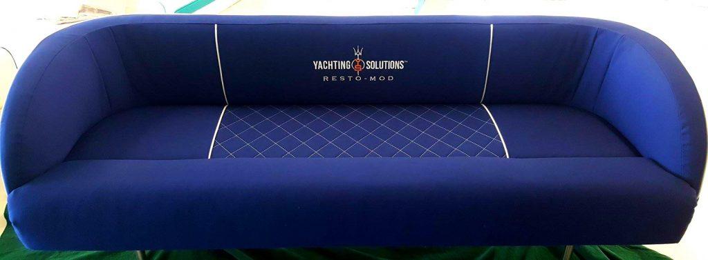 Yacht bench